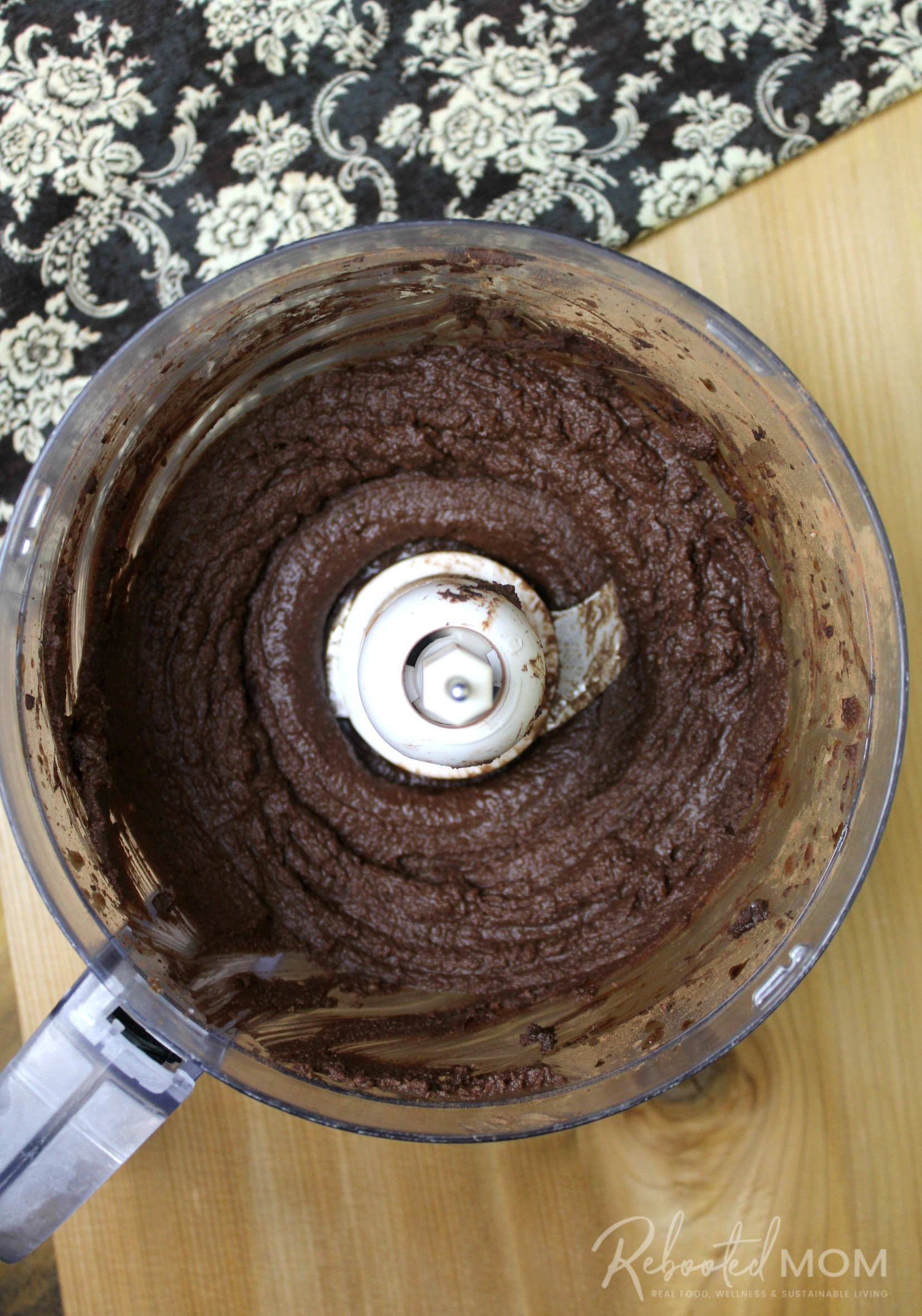 Our chocolate hummus recipe will satisfy any chocolate craving, and it's super healthy -- loaded with plenty of protein (and flavor, too!)