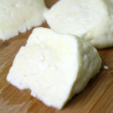 Halloumi Cheese Making Recipe