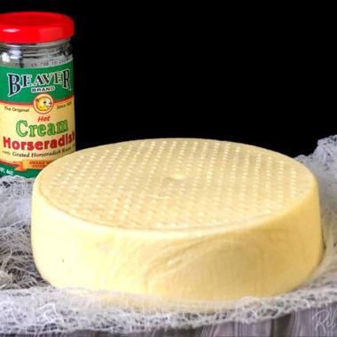 Horseradish Cheddar Cheese Recipe