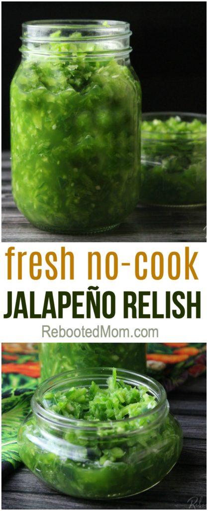Jalapeño Relish