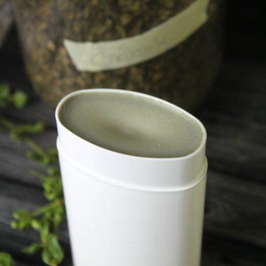DIY Creosote Deodorant