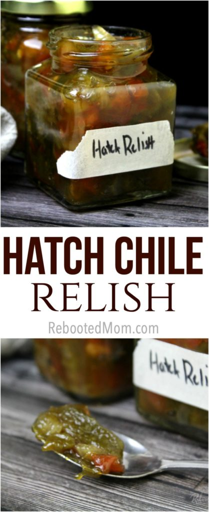 Hatch Chile Relish