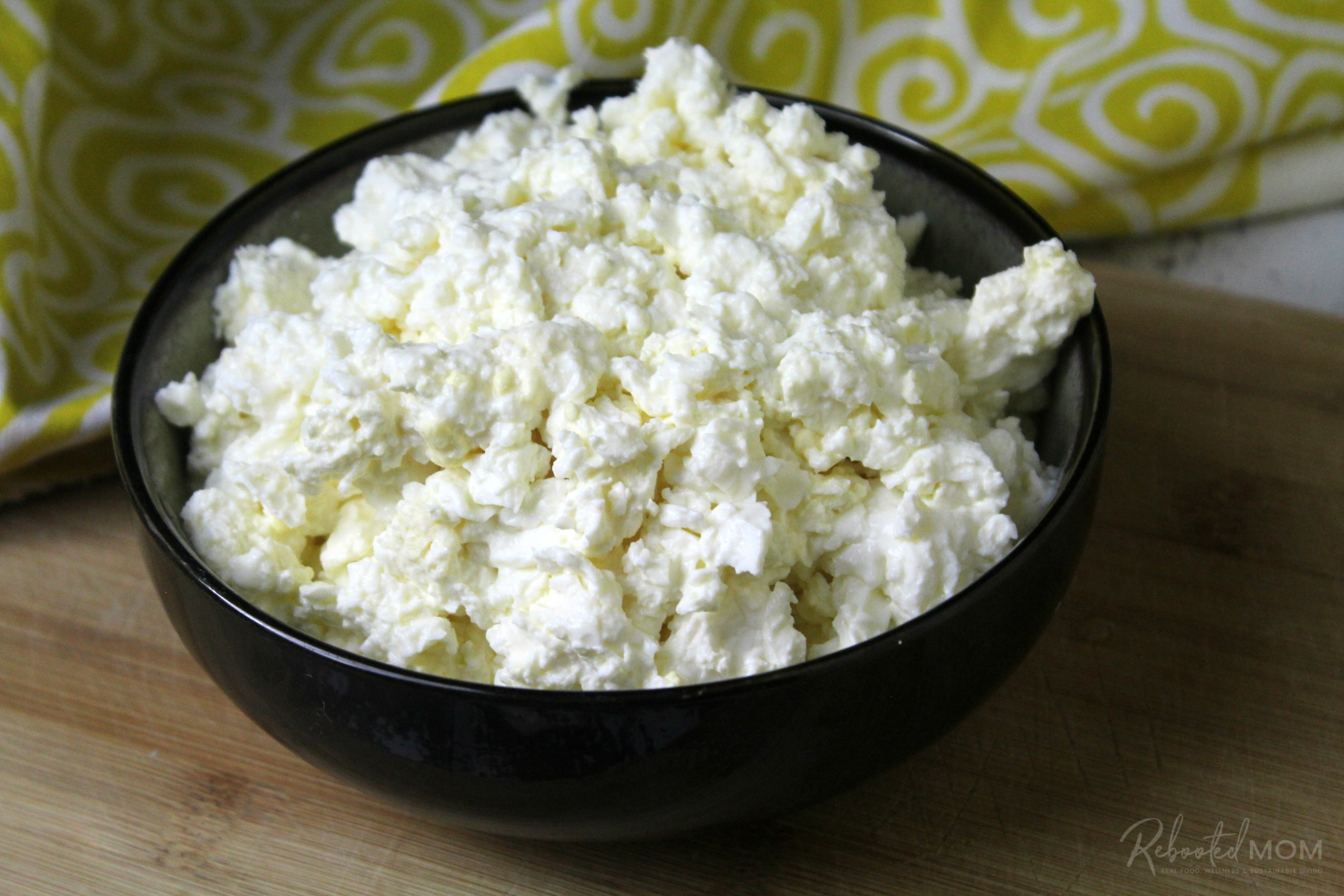 Raw  Cottage Cheese