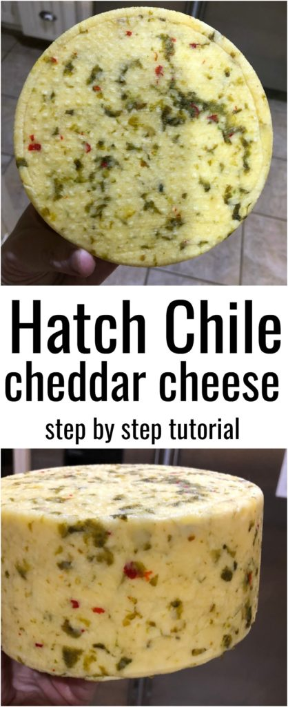 Hatch Chile Cheddar Cheese