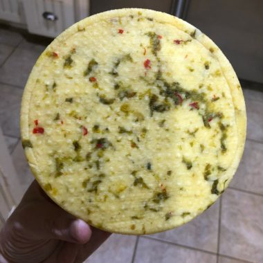 Hatch Chile Cheddar Cheese Tutorial
