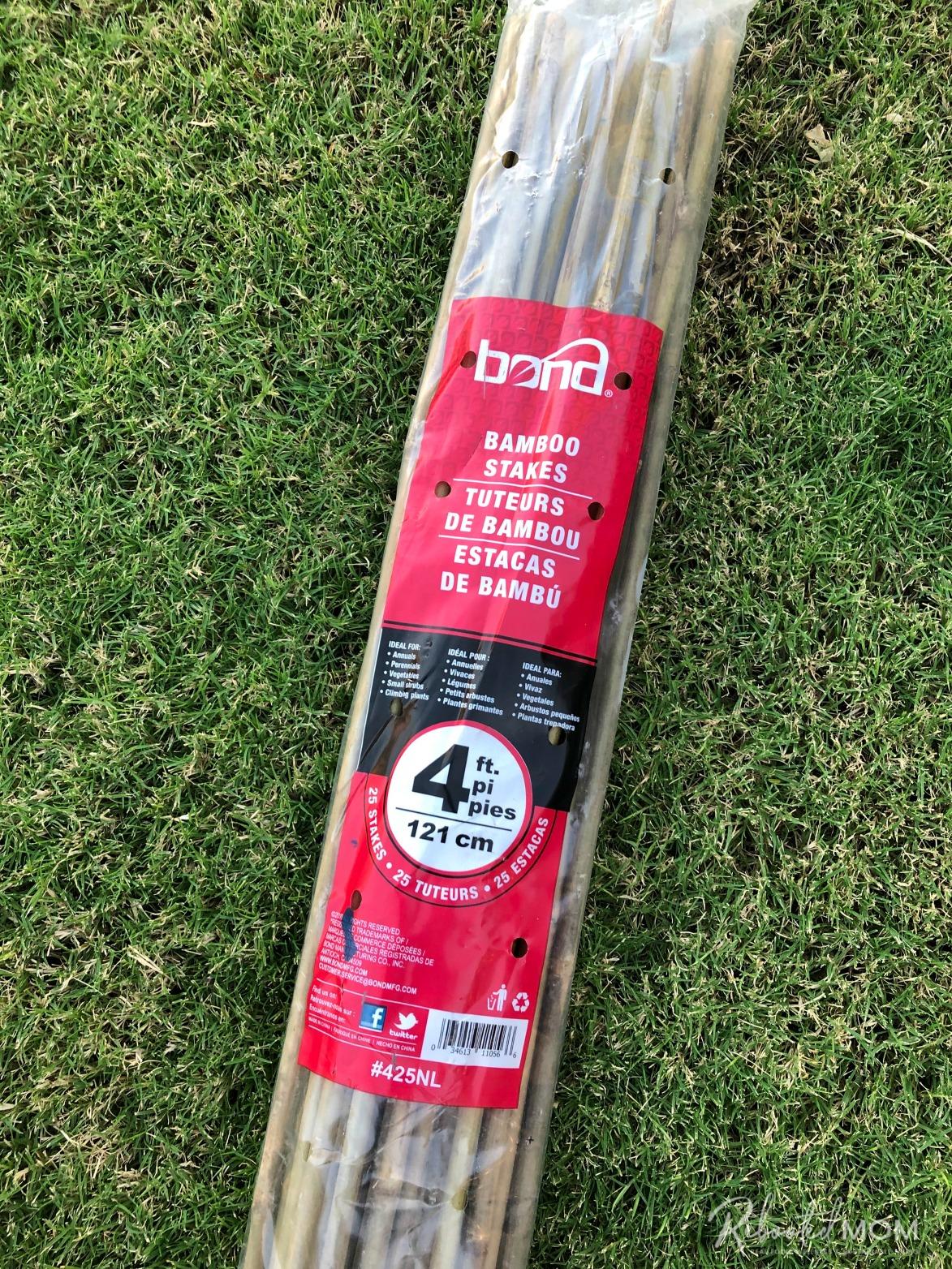 Bamboo Poles for a DIY Bamboo Trellis