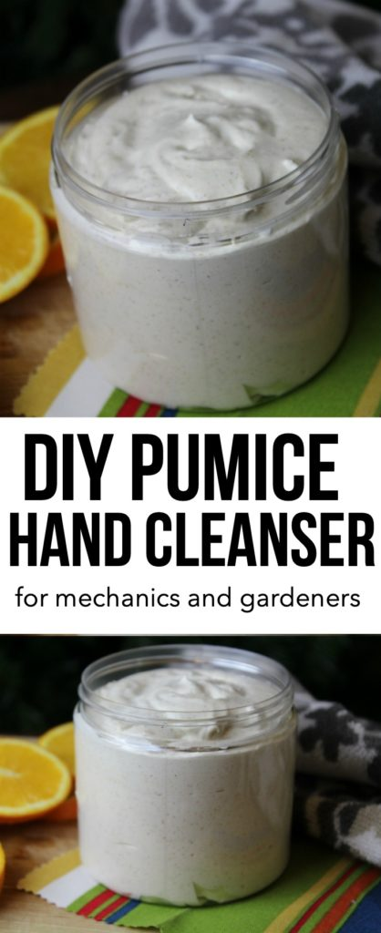 Pumice Hand Cleanser