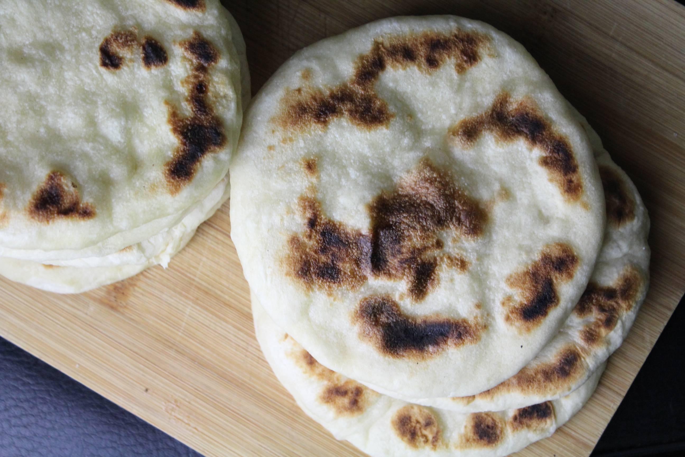 Sourdough Pita Bread