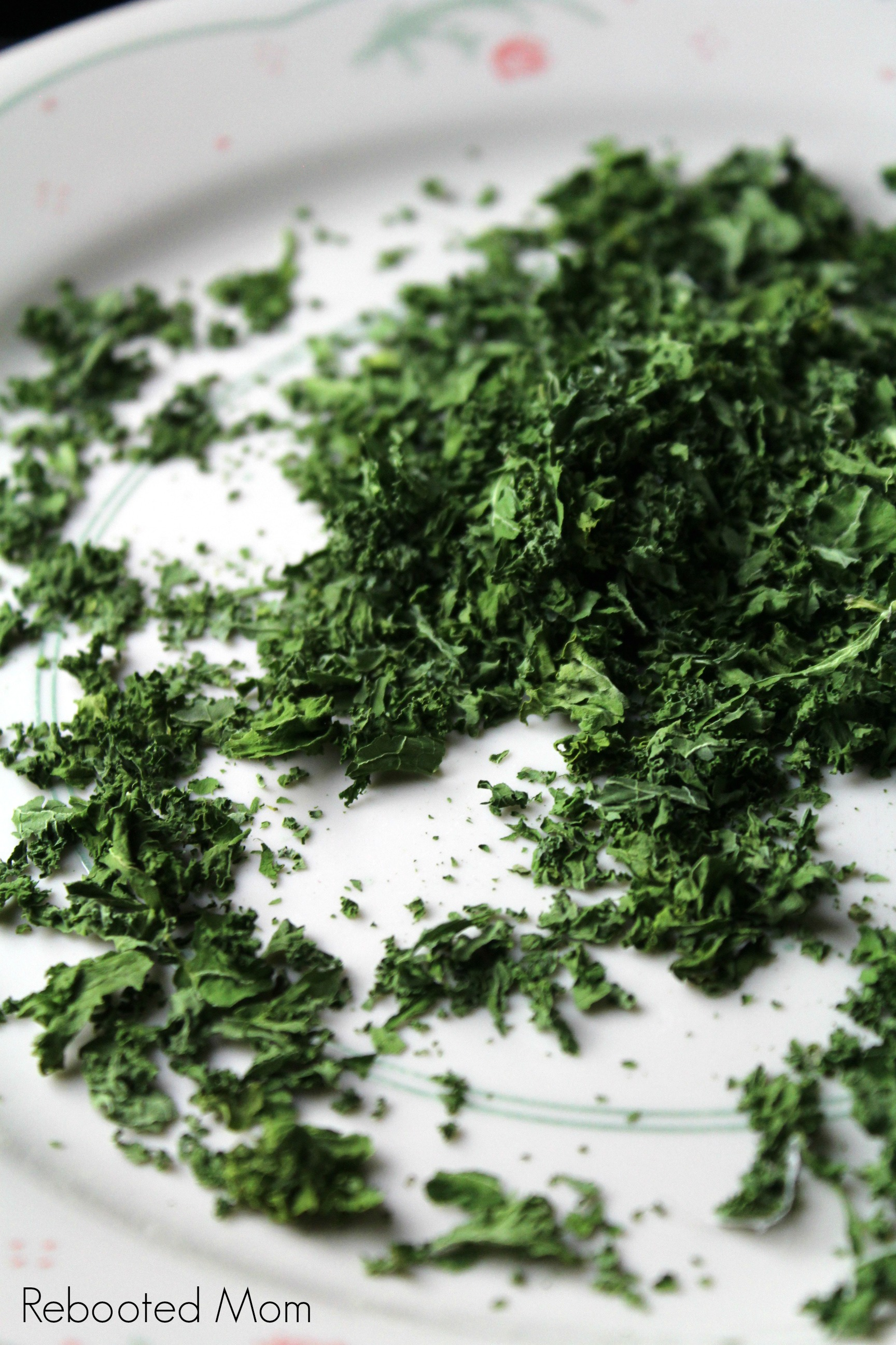 Dehydrated Kale Flakes