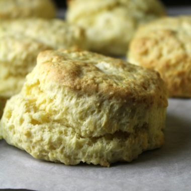 Greek Yogurt Biscuits