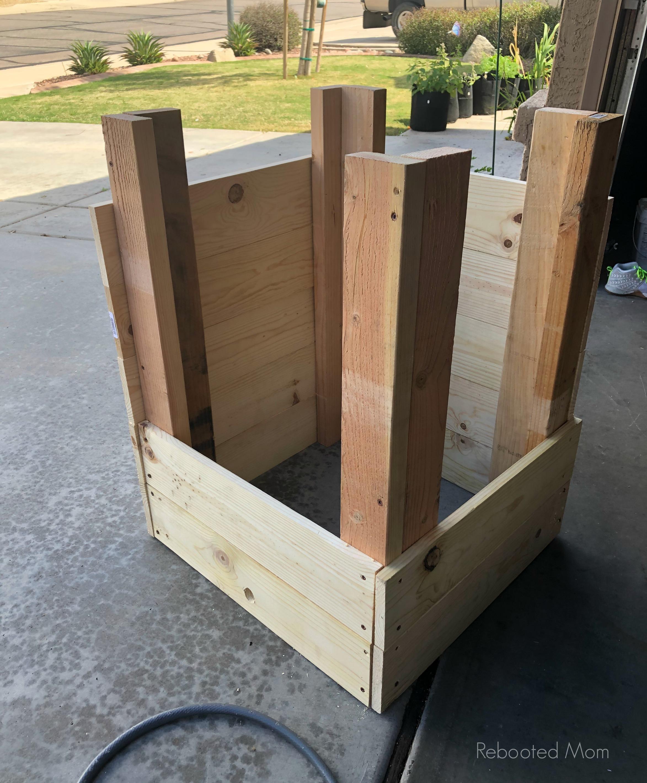 DIY - Build a Potato Box