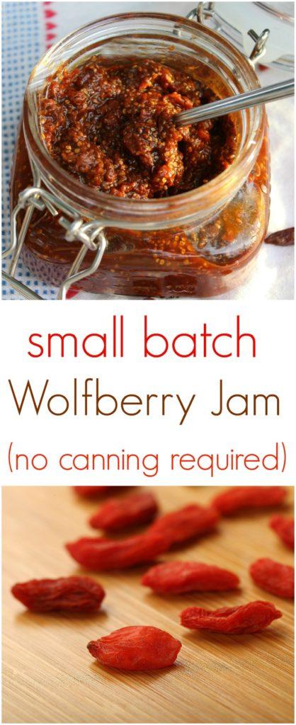 Wolfberry Jam