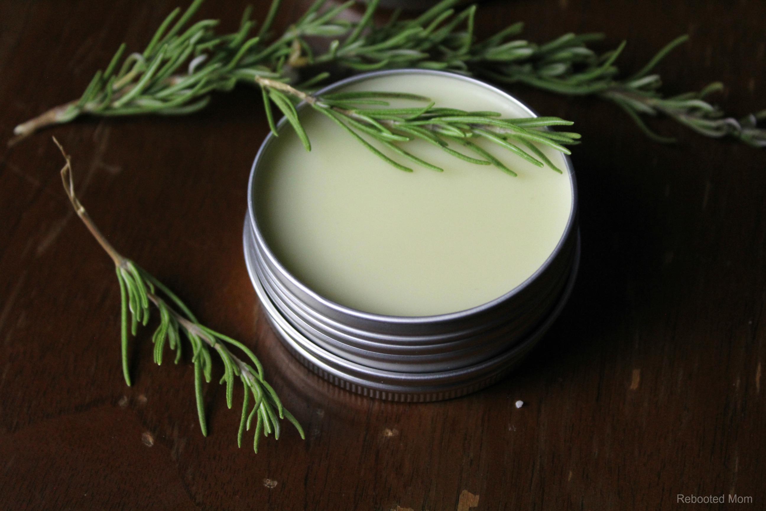 Rosemary Pine Beard Balm