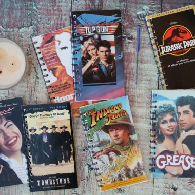 VHS Notebook DIY