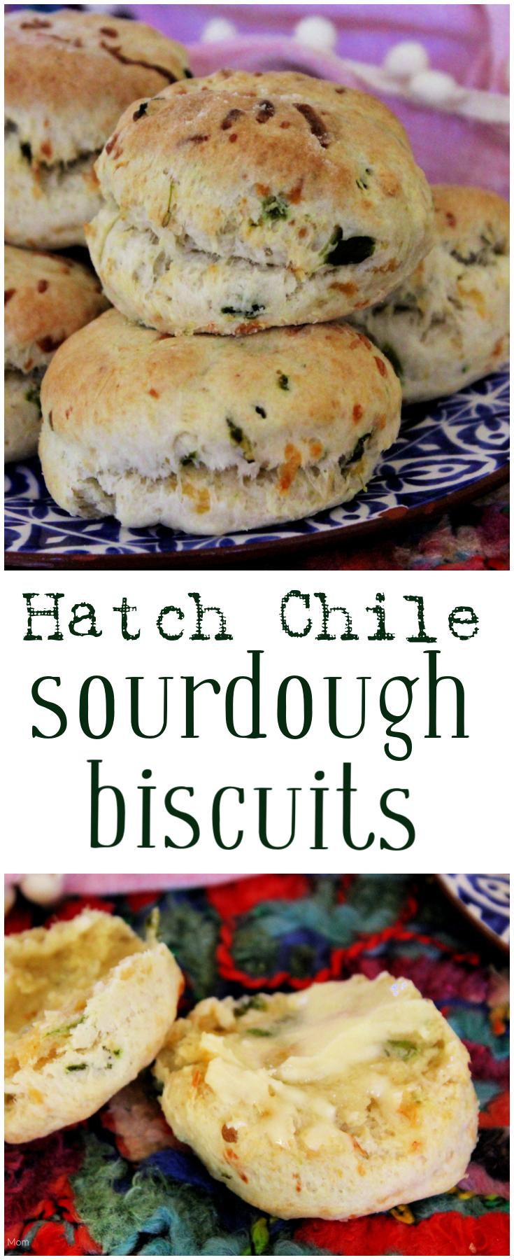 Sourdough Discard Biscuits