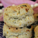 Hatch Chile Sourdough Biscuits