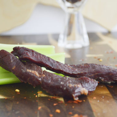 How to Smoke Beef Jerky Using A Pellet Grill