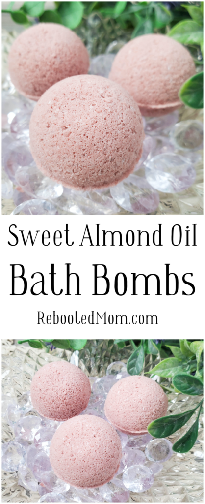 Sweet Almond Oil Bath Bombs