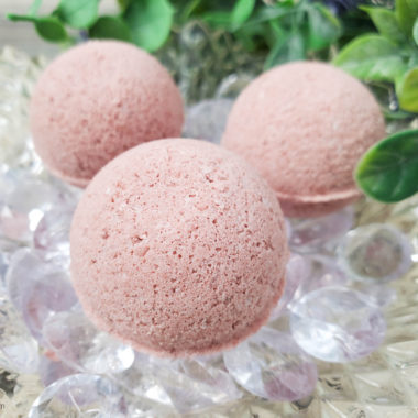 Sweet Almond Oil Bath Bombs