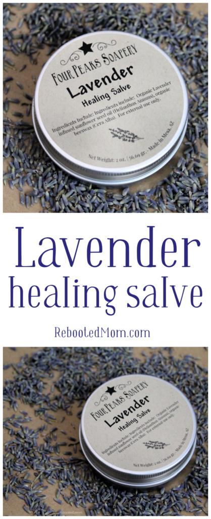 Lavender Healing Salve