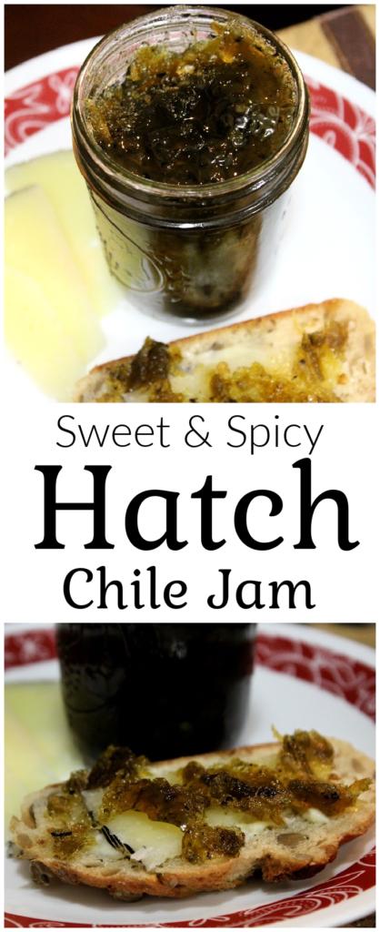 Hatch Chile Jam