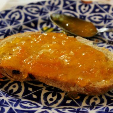 Small Batch Mango Habanero Jam