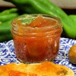 Peach Hatch Chile Jam